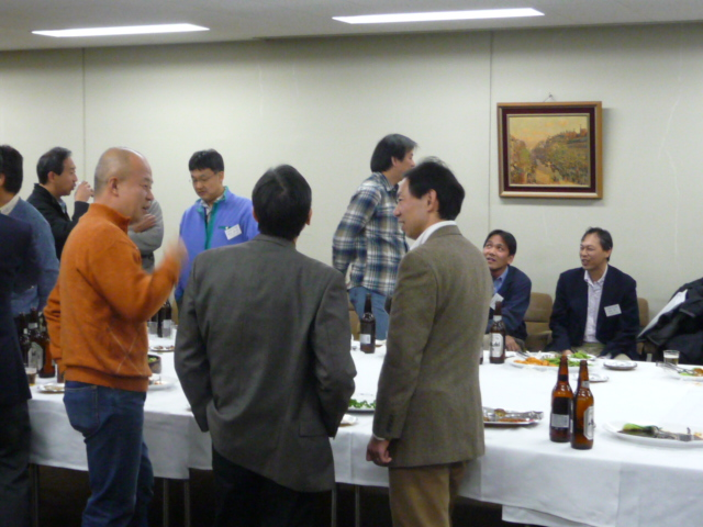 2009春同窓会懇親会4