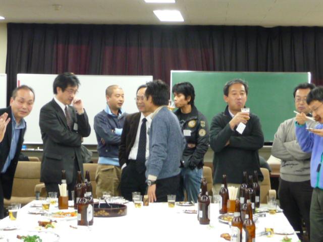 2009春同窓会懇親会3