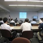 2009年夏同窓会/学部学科近況報告/梅田教授