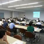 2009年夏同窓会/学部学科近況報告/梅田教授/2