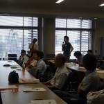 2009夏同窓会/新任教員講演会/新妻先生