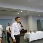 2009夏同窓会/懇談会/精研OB代表/石川さん