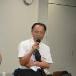 2009夏同窓会/懇談会/枝幹事ご挨拶